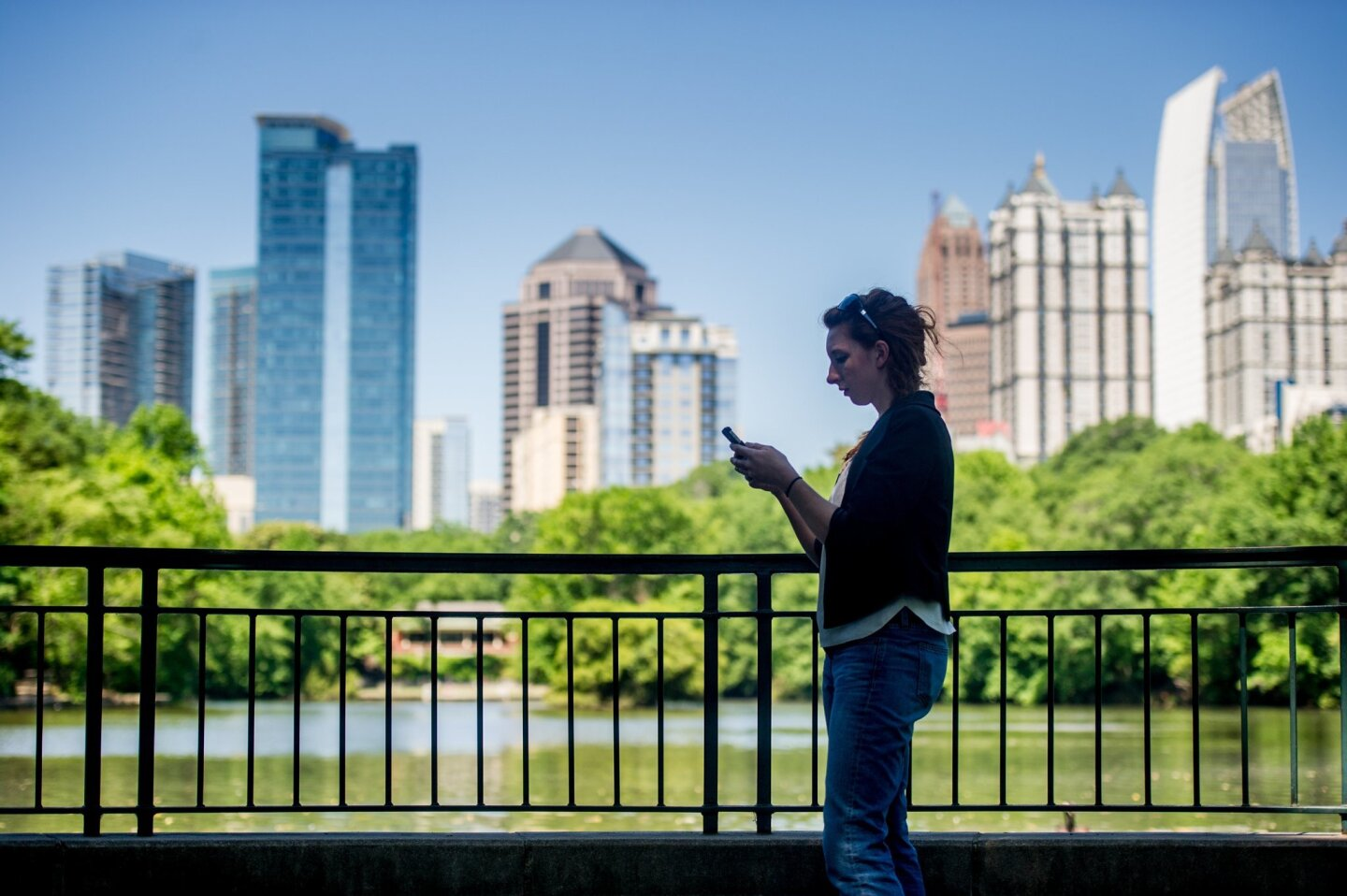 Atlanta is considered a front-runner in the chase for Amazon's HQ2.