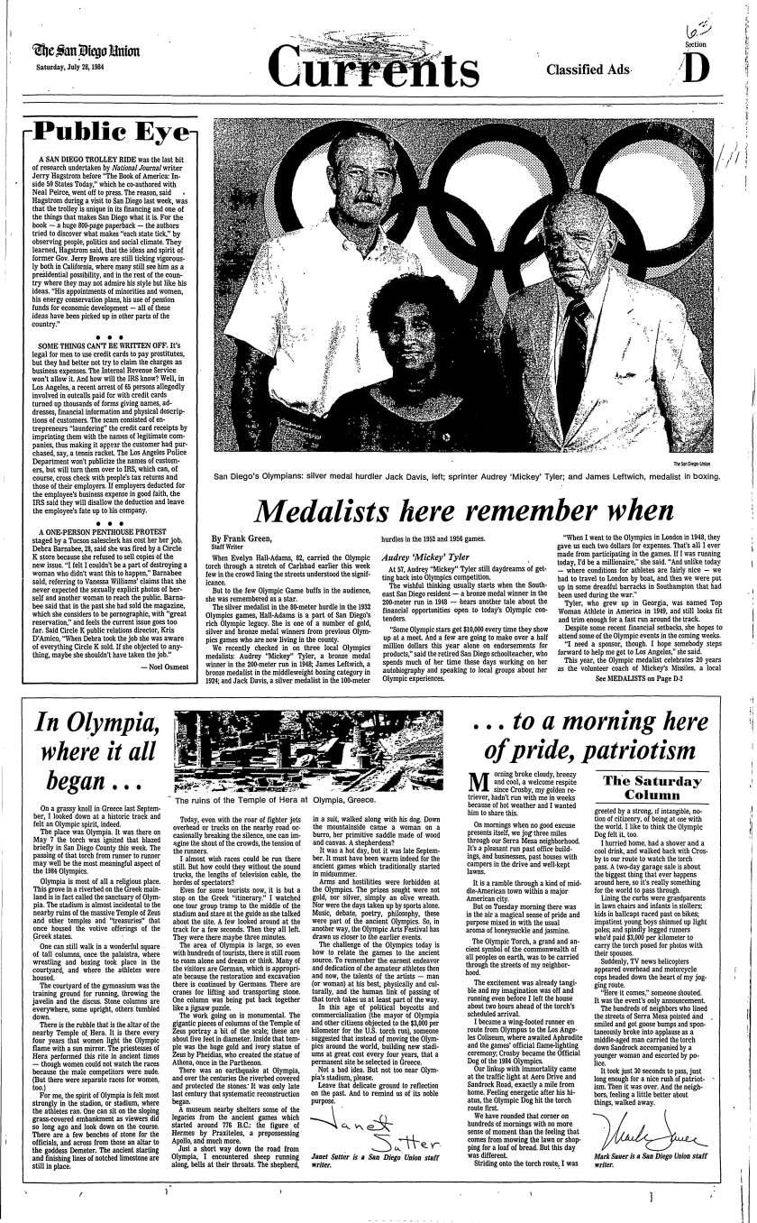 July 28, 1984