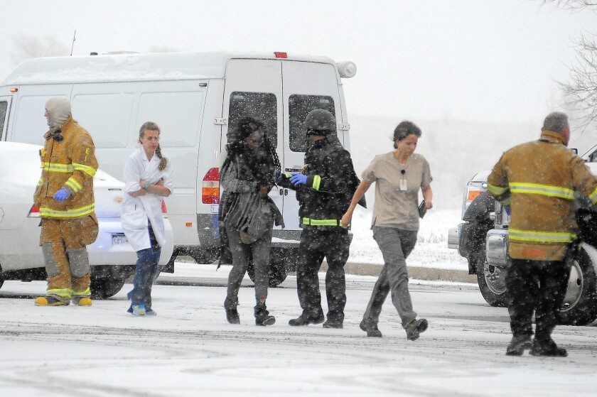 Planned Parenthood attack in Colorado