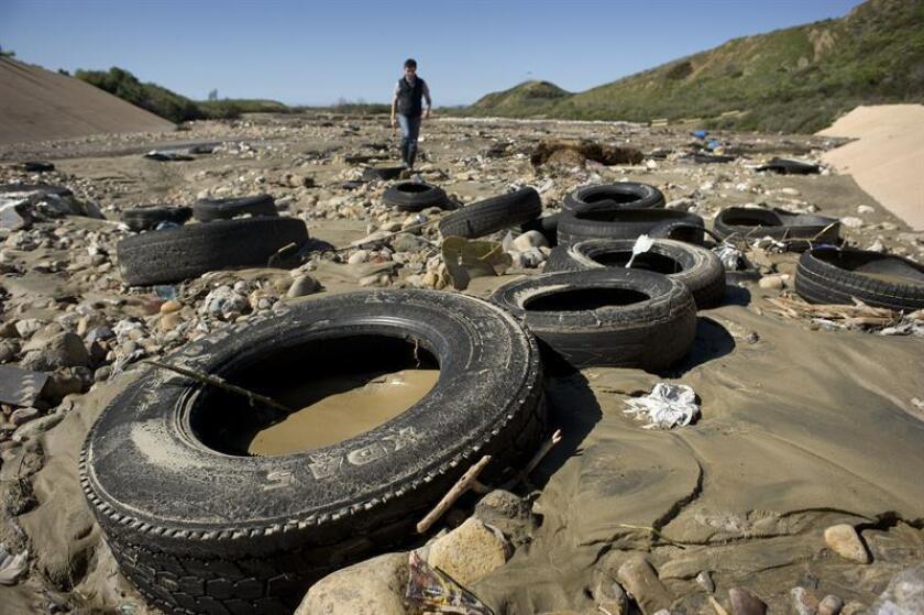 La Legislatura del Estado de California aprobó hoy una resolución que insta al Gobierno federal y a la Comisión Internacional de Límites y Aguas de Estados Unidos (USIBWC) a tomar medidas urgentes con la contaminación del Valle del Río Tijuana. EFE/ARCHIVO