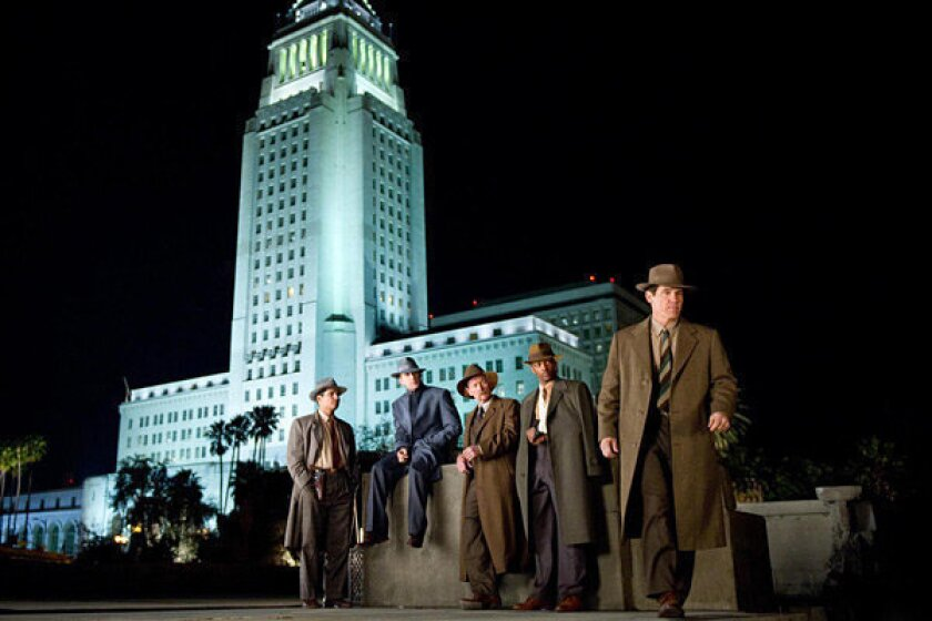 Warner Bros. moves 'Gangster Squad' to 2013 after shooting
