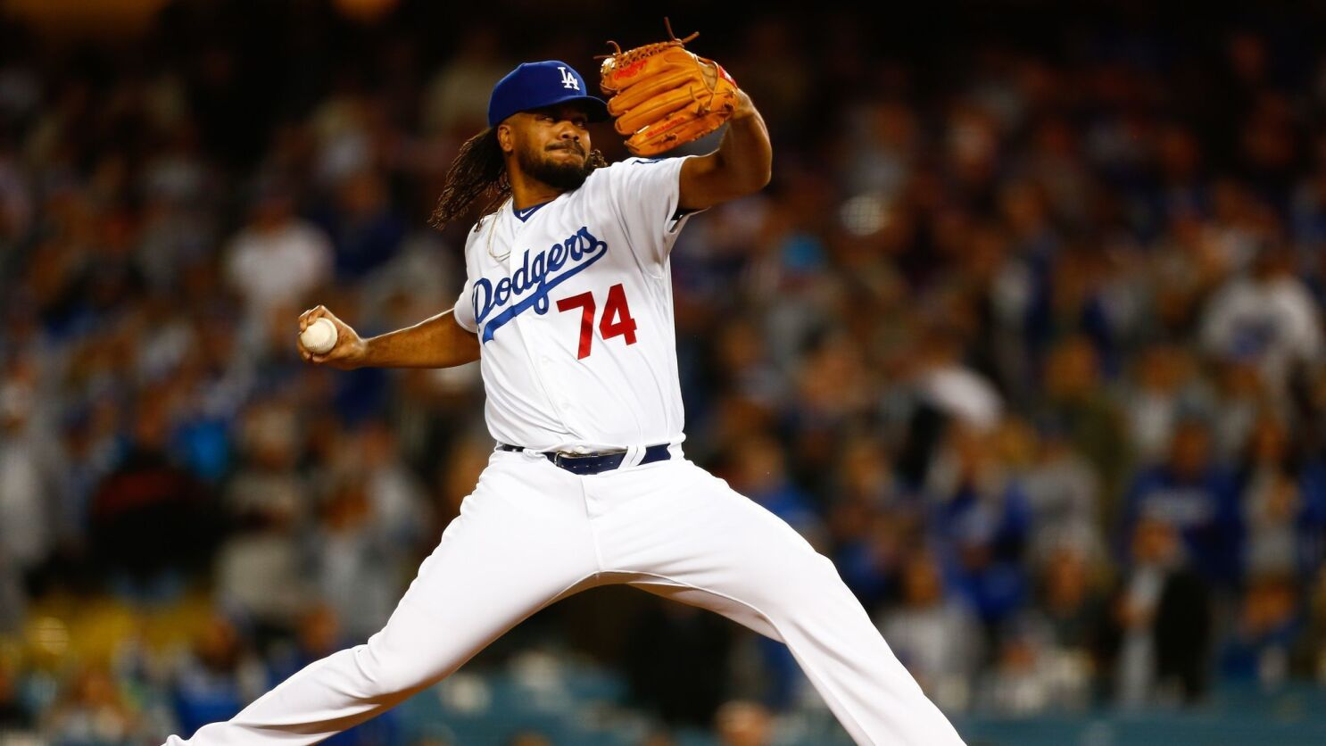 Kenley Jansen's lack of candor about injury bothers Dodgers manager Dave Roberts - Los Angeles Times