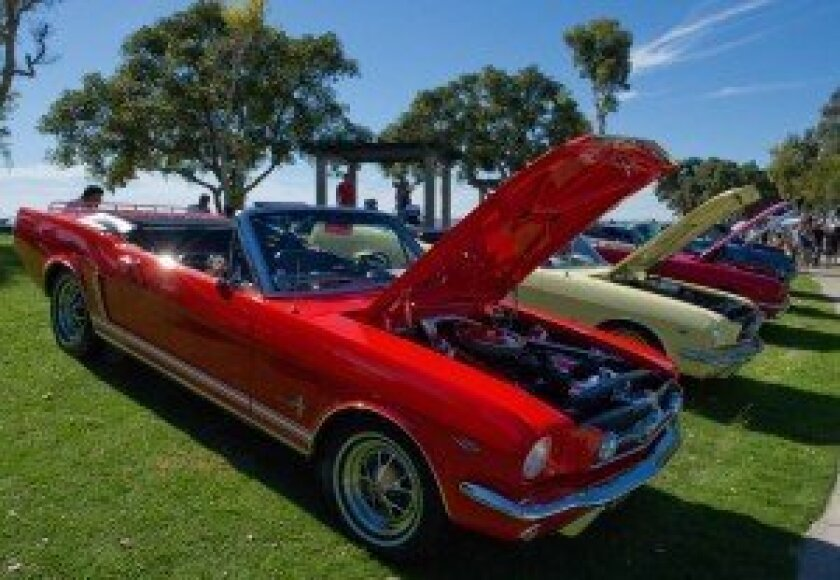 01018-20131006 Mustangs by the Bay-MCSD-Embarcadero-D3S-1of3
