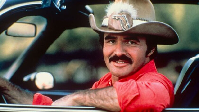 El actor Burt Reynolds.