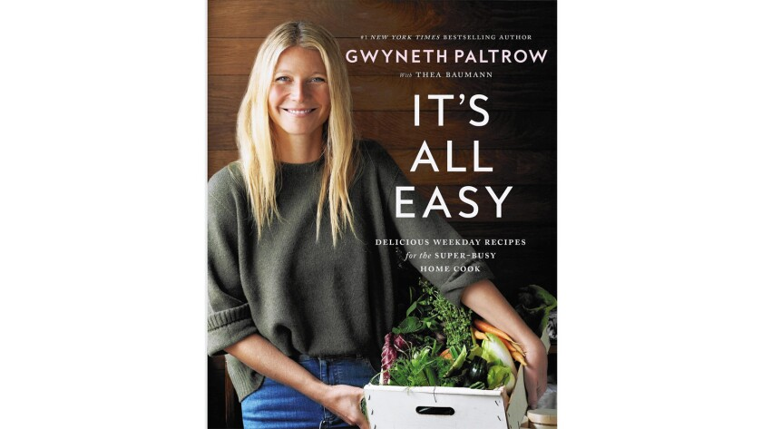 Gwyneth Paltrow's 'It's All Easy'