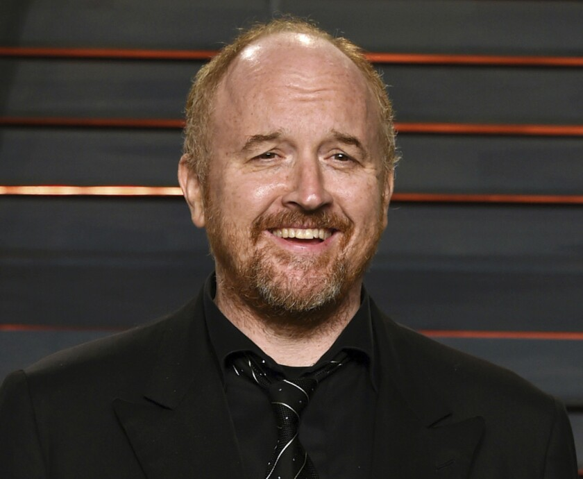 """The New York premiere of Louis C.K.'s controversial new film """"I Love You, Daddy"""" has been canceled amid swirling controversy over the film and the comedian."""