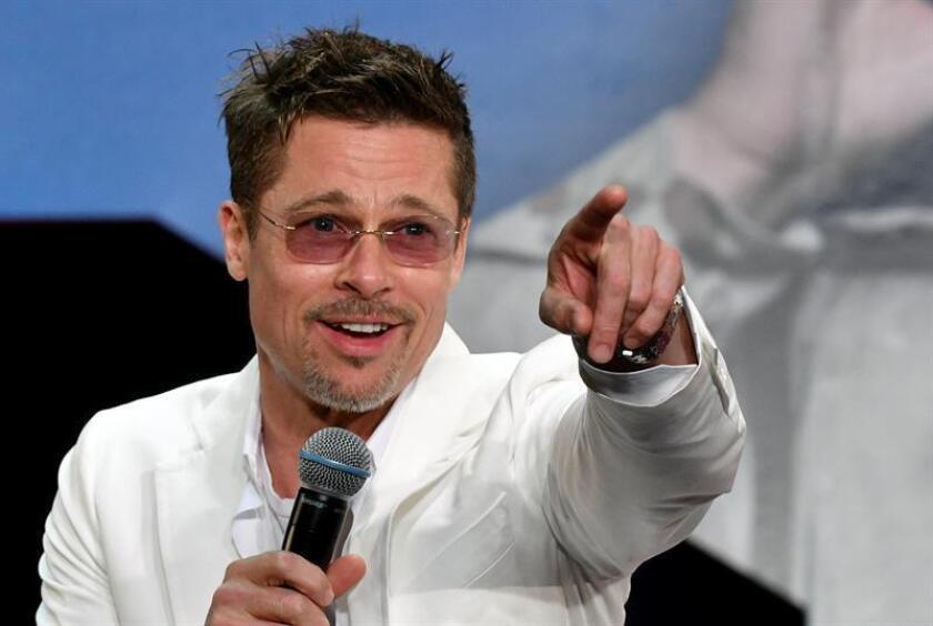 El actor estadounidense Brad Pitt. EFE/Archivo