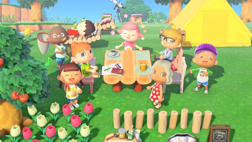 """Animal Crossing: New Horizons"" gives us a virtual space to be together. But there are more games to play in your coronavirus quarantine."