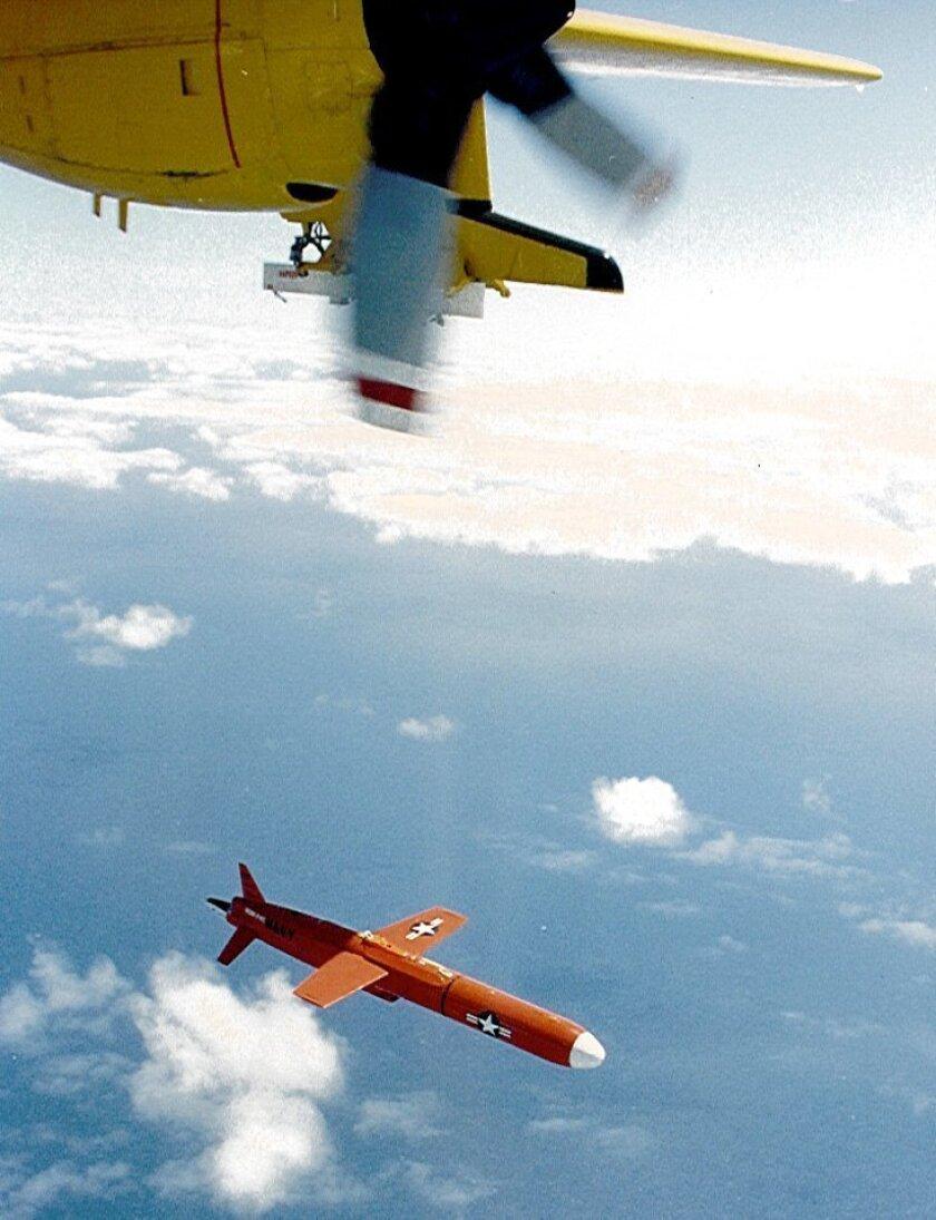 Northrop Grumman BQM-74E aerial drone