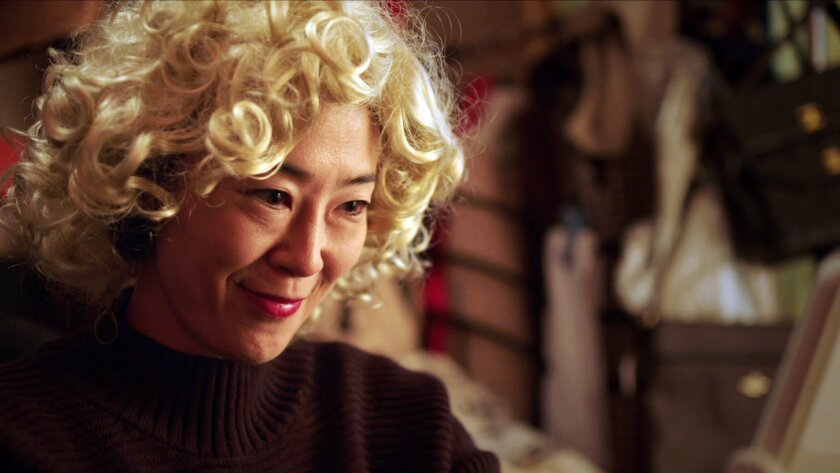 """Oh, Lucy"" star Shinobu Terajima. Courtesy of the San Diego Asian Film Festival"