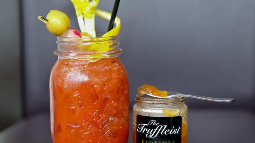 Truffle Bloody Mary from BiCE in downtown. (Courtesy photo)