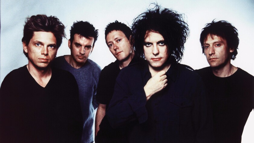 The Cure takes over the Hollywood Bowl: Five thoughts on Monday's  three-hour show - Los Angeles Times