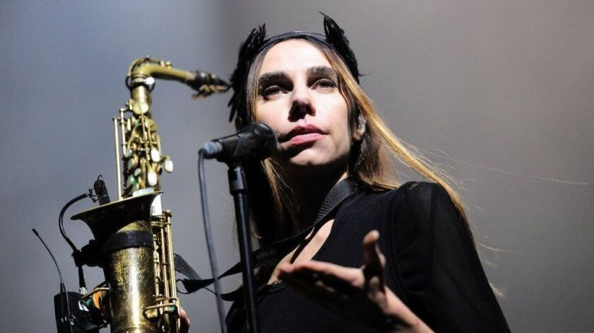 Musician PJ Harvey found a buyer for her West Hollywood condo a day after listing it for sale at $2.975 million.