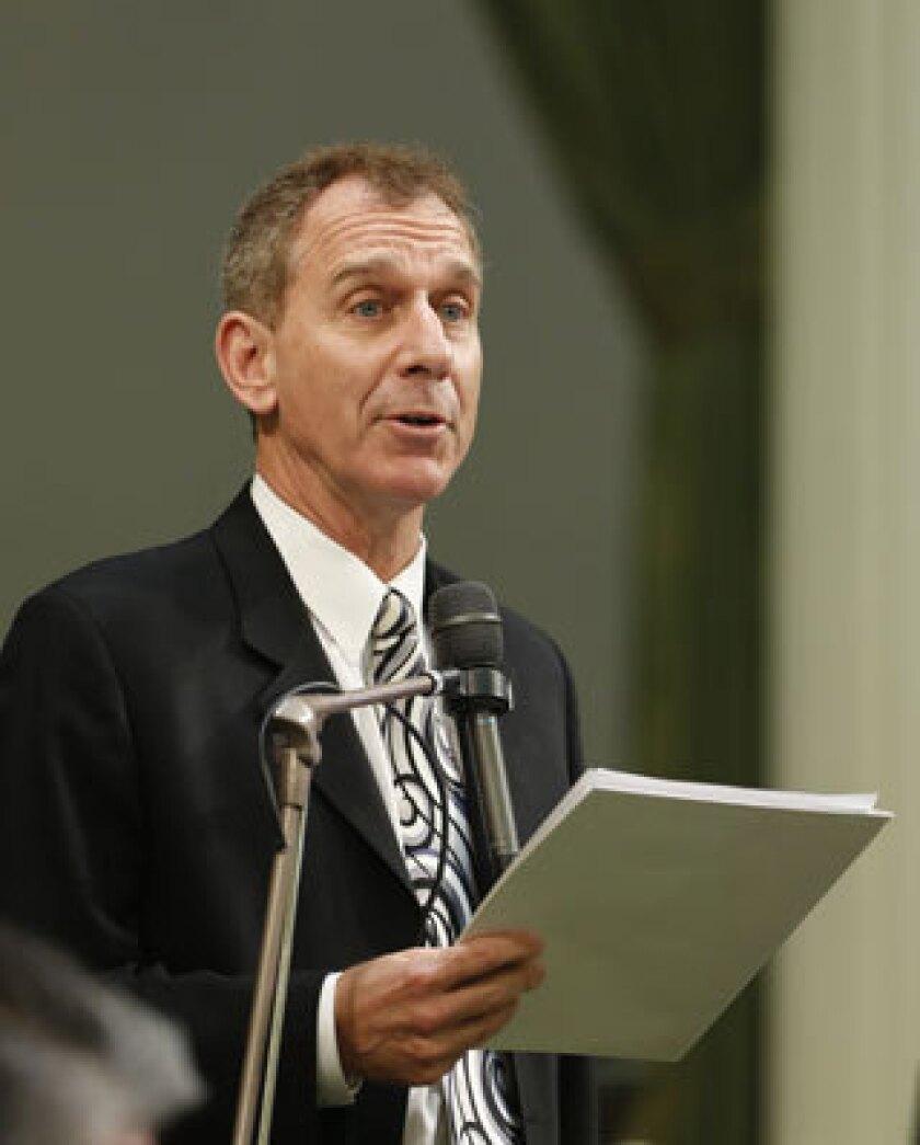 Assemblyman Bob Wieckowski (D-Fremont), said the proposal would help ensure an adequate pool of jurors.