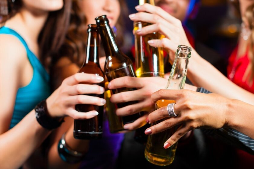Americans are drinking more now than when Prohibition became the law of the land