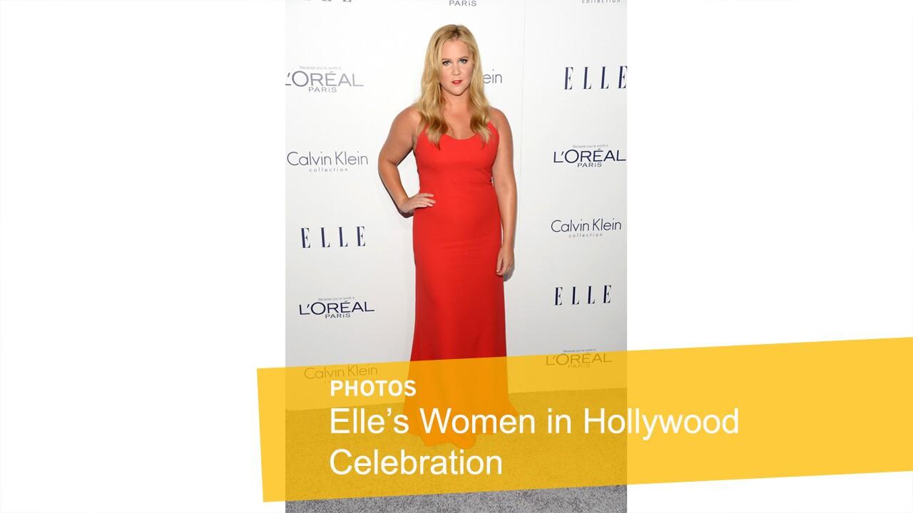 Elle's Women in Hollywood Celebration | Red Carpet
