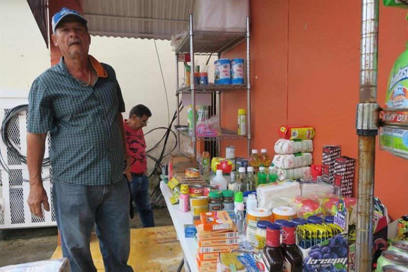 La secretaria del Departamento de la Familia de Puerto Rico, Glorimar Andújar, informó hoy que se extendió el periodo para que los beneficiarios del Programa de Asistencia Nutriricional (PAN) para personas de bajos ingresos adquieran alimentos preparados en establecimientos certificados. EFE/Archivo