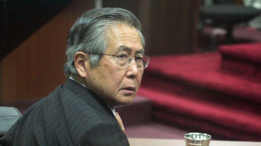 """""""Homicidio calificado, secuestro agravado y lesiones graves"""" fue lo que declaró la Corte Suprema de Justicia de Perú en 2010 al ratificar la condena de 25 años de cárcel contra el expresidente Alberto Fujimori."""