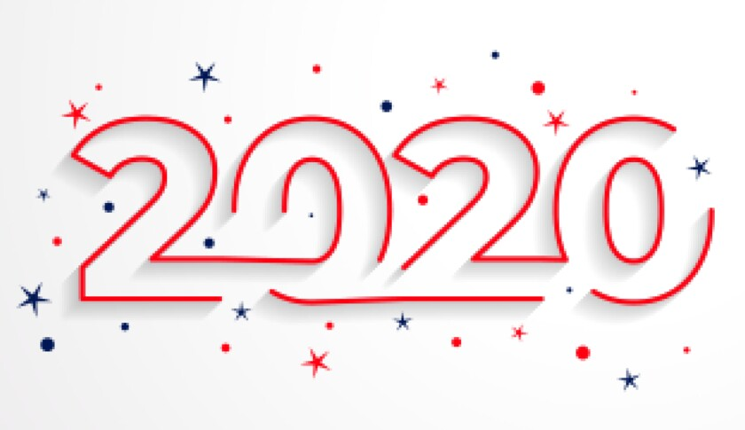 2020 clip art