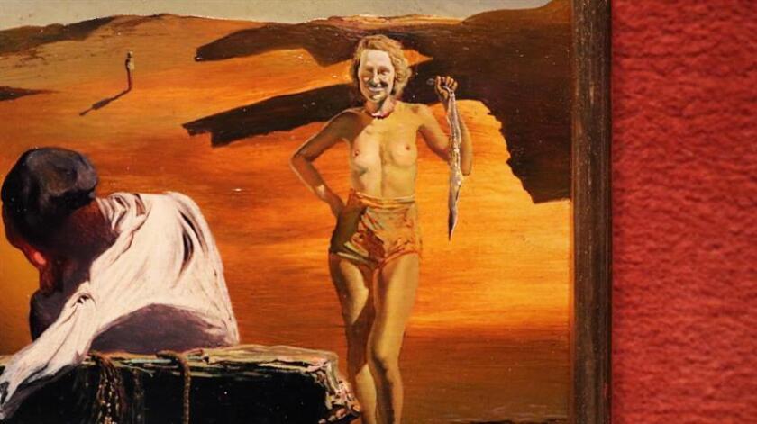La figura de Gala es uno de los elementos clave de Salvador Dalí, ya como su amor y musa está presente en varias obras que expone en sus galerías el Museo Meadows de Dallas (Texas) hasta el 9 de diciembre de 2018. EFE