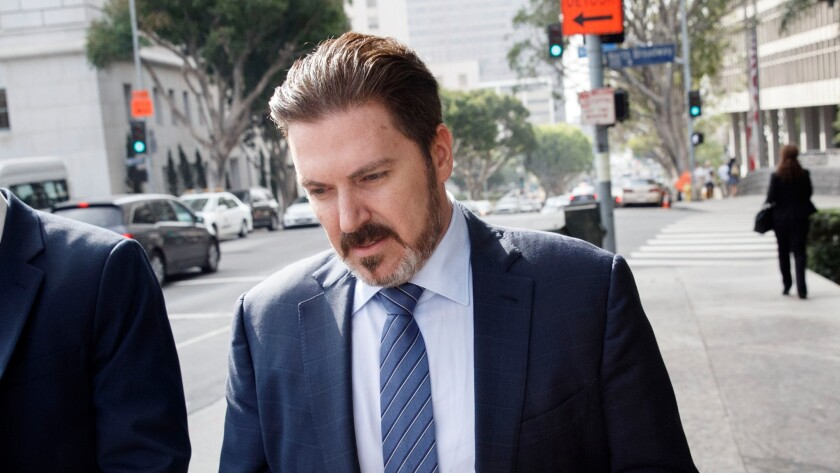 Insomniac founder Pasquale Rotella, who was indicted on six felony counts in an alleged bribery scheme and faced six to seven years in prison, pleaded no contest to a single misdemeanor charge in a deal that will allow him to avoid jail time. He will pay the county $150,000.
