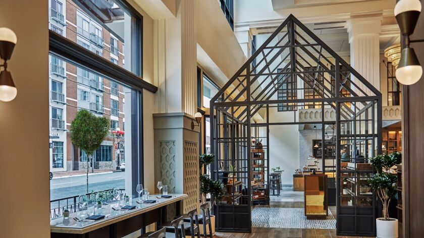 To match its sophisticated setting, Provisional, at the new Pendry hotel, sells items aimed at clien