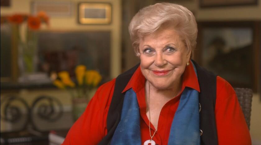 "Kaye Ballard is interviewed in the documentary ""Kaye Ballard: The Show Goes On!"""