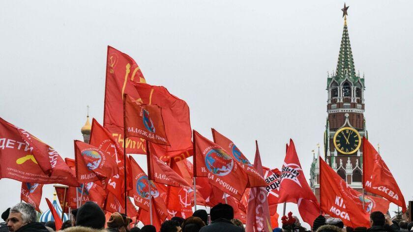 RUSSIA-POLITICS-HISTORY-COMMUNISM-ANNIVERSARY-STALIN