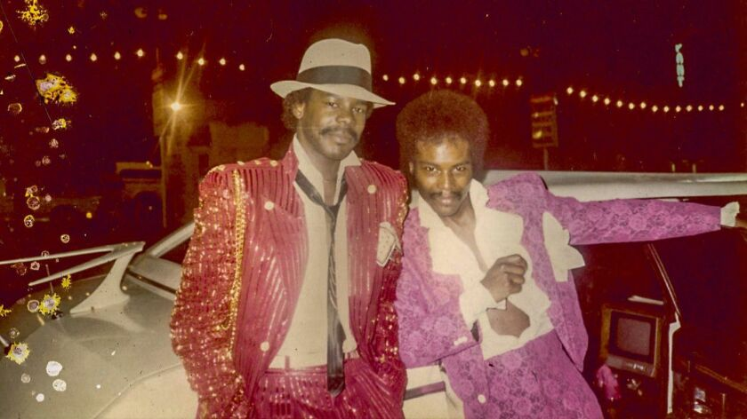Prince 'Purple Rain' Costume Designer Louis Wells, 61, Dies