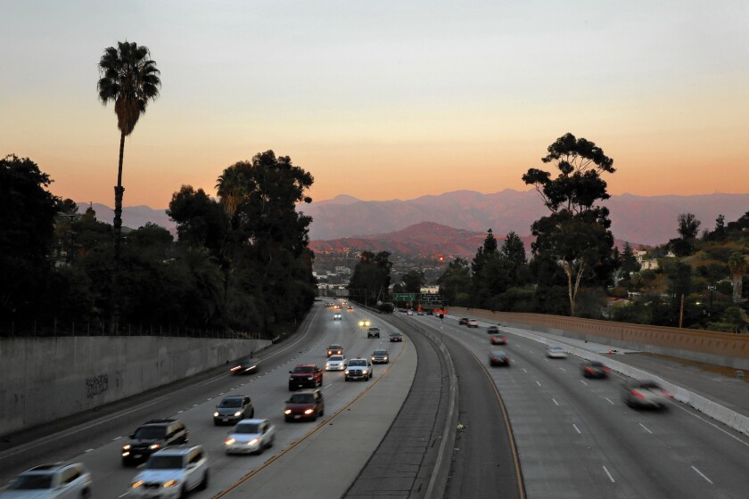 Transforming the end of the 2 Freeway could be the beginning of a new L.A.