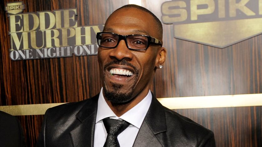 """FILE- In this Nov. 3, 2012 file photo, comedian Charlie Murphy appears at """"Eddie Murphy: One Night O"""