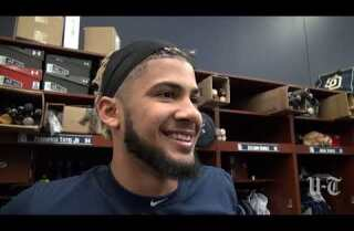 "Fernando Tatis Jr: ""My goal is to make the team"""