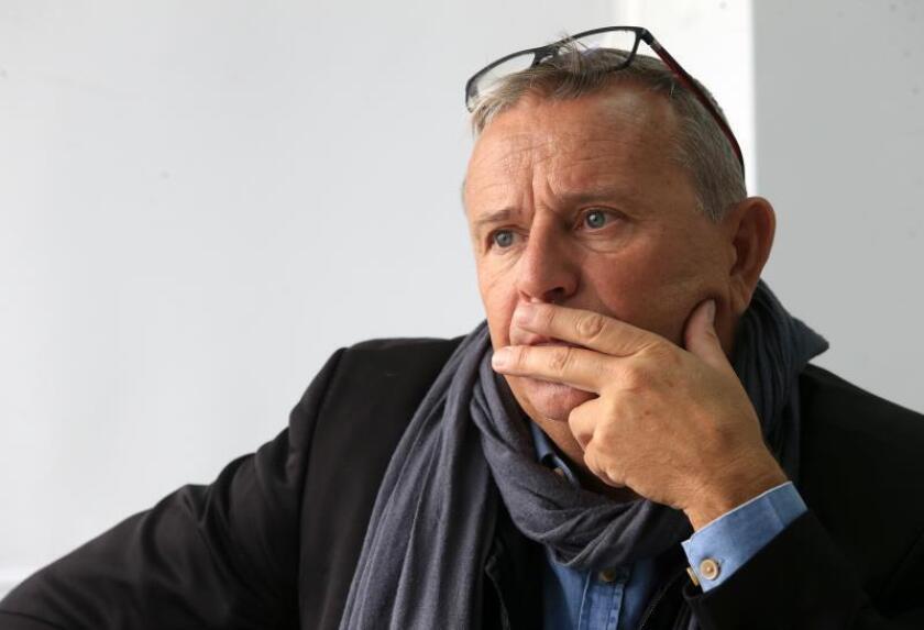 El director del rally Dakar, Etienne Lavigne. EFE/Archivo