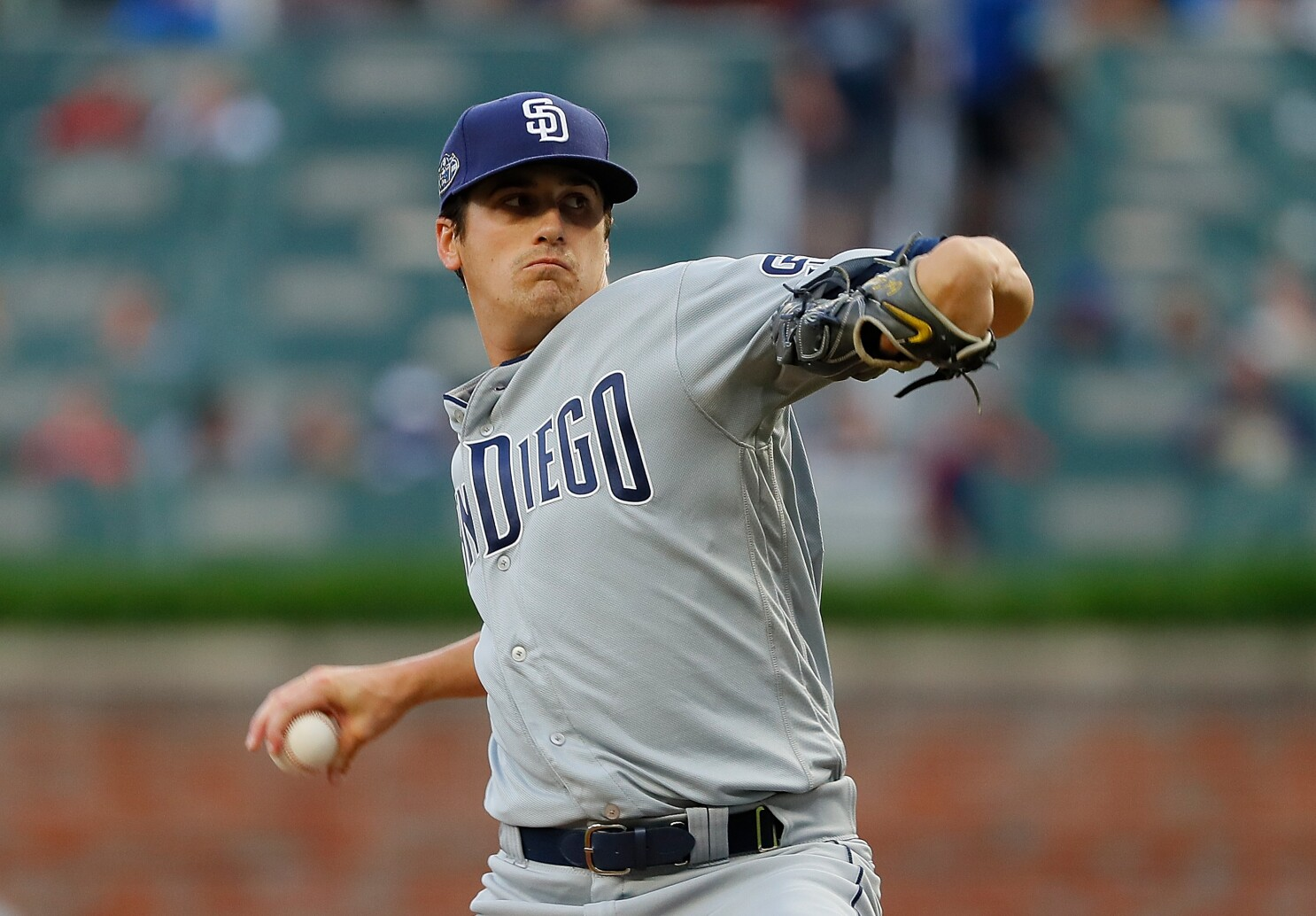 74c23067c59dea Talking with ... Padres pitcher Cal Quantrill - The San Diego Union ...
