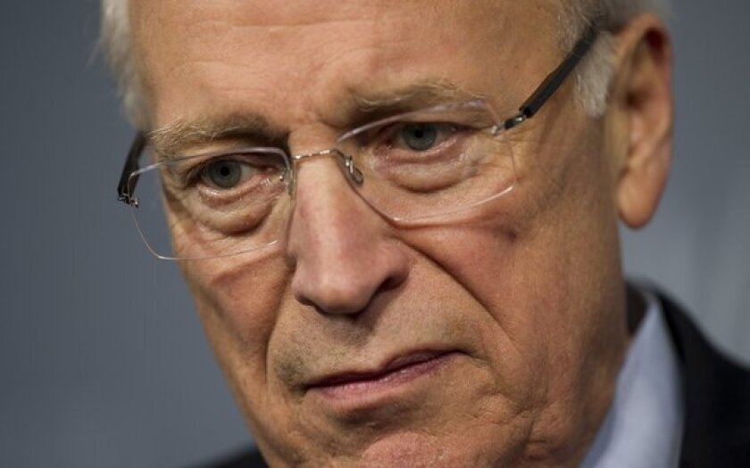Buddy-gate: When did Dick Cheney and Mike Enzi fly-fish, and when did they know it?