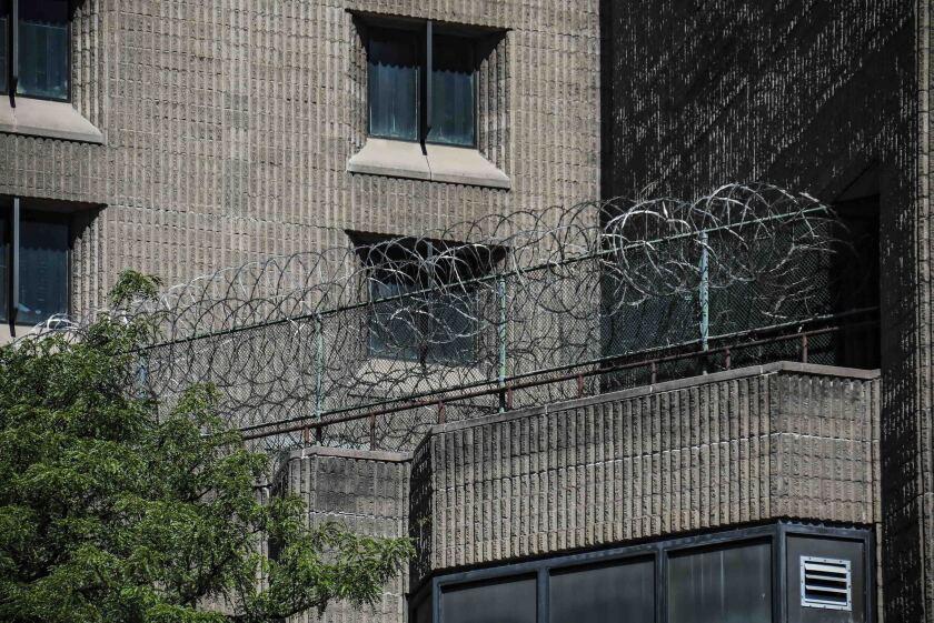 Virus Outbreak Federal Prisons