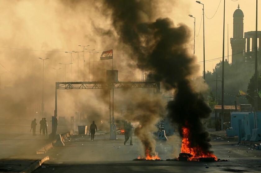 Iraq Protests