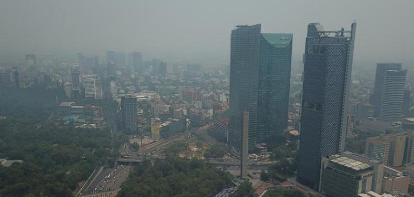 México padece altos niveles de polución por la falta de programas ambientales