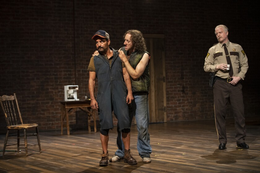 Review: Ethan Coen lifts the curtain on 'A Play Is a Poem,' but there's no rhyme, no reason