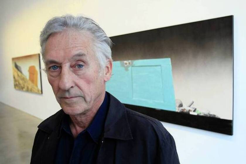 MOCA: Ed Ruscha joins other artists in resigning from board