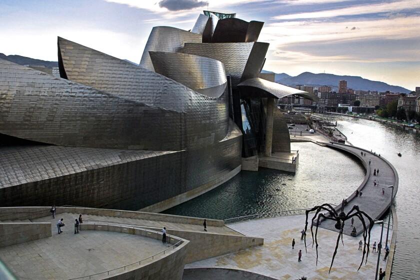 The Guggenheim Bilbao reopened June 1.