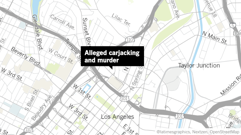 Daniel Victor Torres, a 32-year-old from Los Angeles, was charged by prosecutors on Tuesday with the murder of 68-year-old Burbank resident Oganes Papazyan in a Chinatown parking lot, according to authorities.