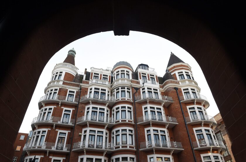 WikiLeaks founder Jullian Assange has taken refuge in the Ecuadorean Embassy in central London. The London Metorpolitan Police has announced that it will stop keeping watch for Assange at the embassy 24 hours a day.