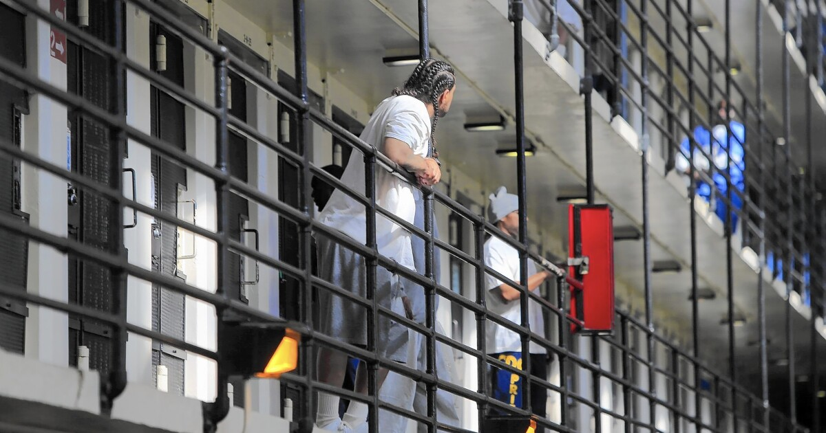 Millions in California coronavirus jobless benefits sent to out-of-state prisoners