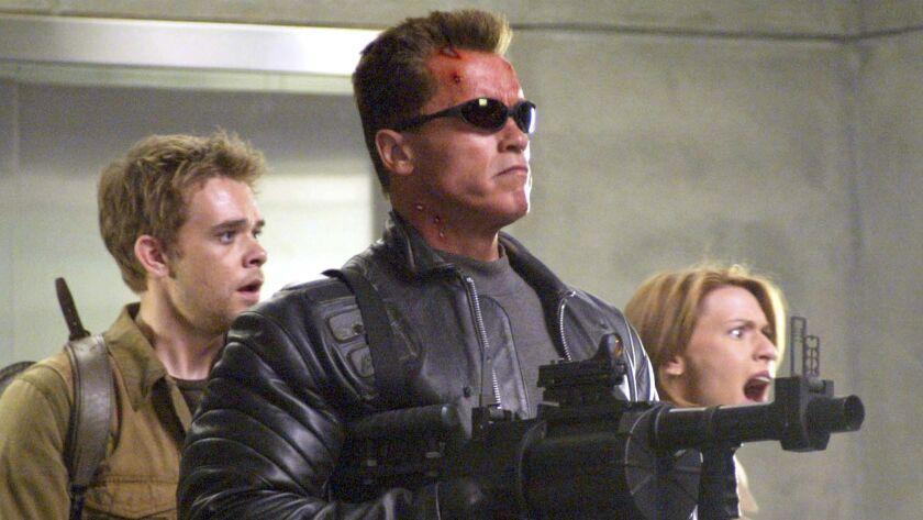 Movie, 'Terminator 3'