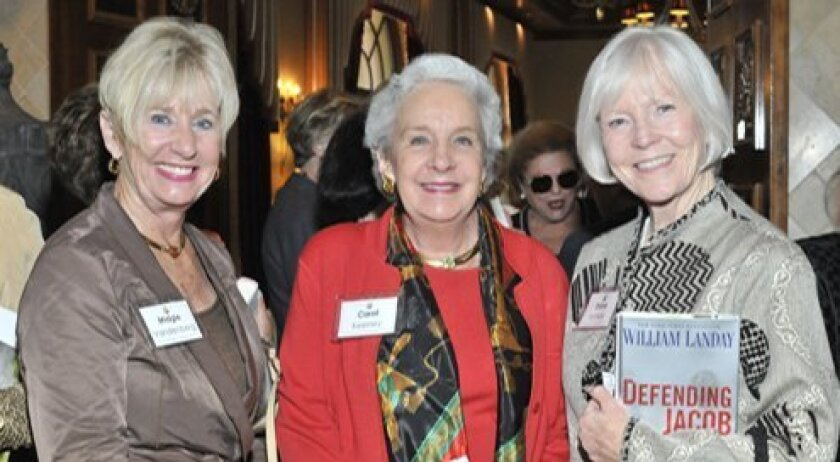 Midgie Vandenberg, Carol Keeney, Diana McNary