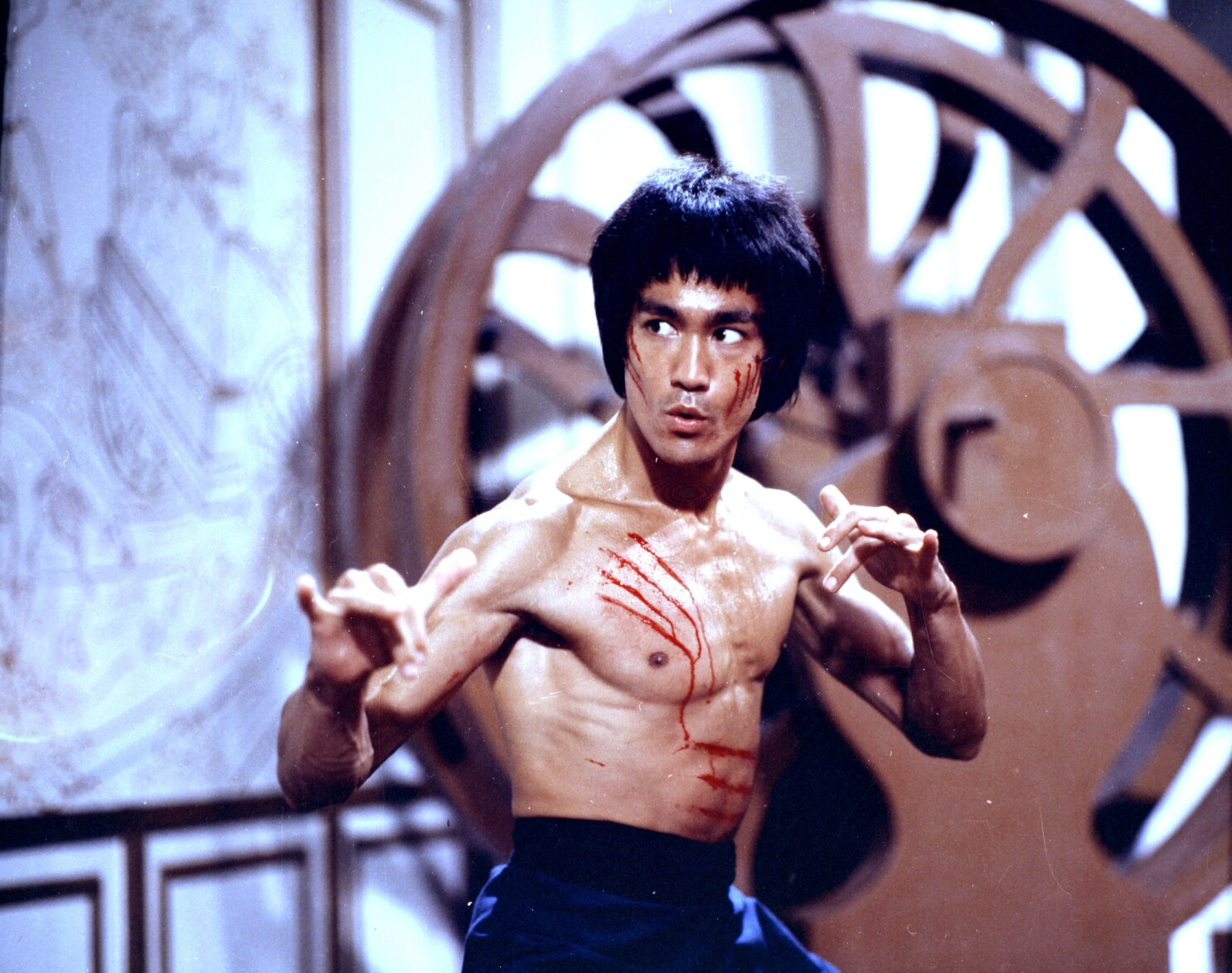 Bruce Lee S Training Partner Counters Once Upon A Time Portrayal Of The Late Icon Los Angeles Times