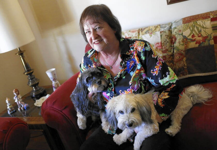Retired teacher Barbara Seigel Stone spent 42 years in the classroom.