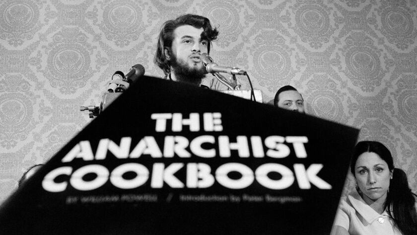 """""""American Anarchist"""" is the story of one of the most infamous books ever written, The Anarchist Cook"""