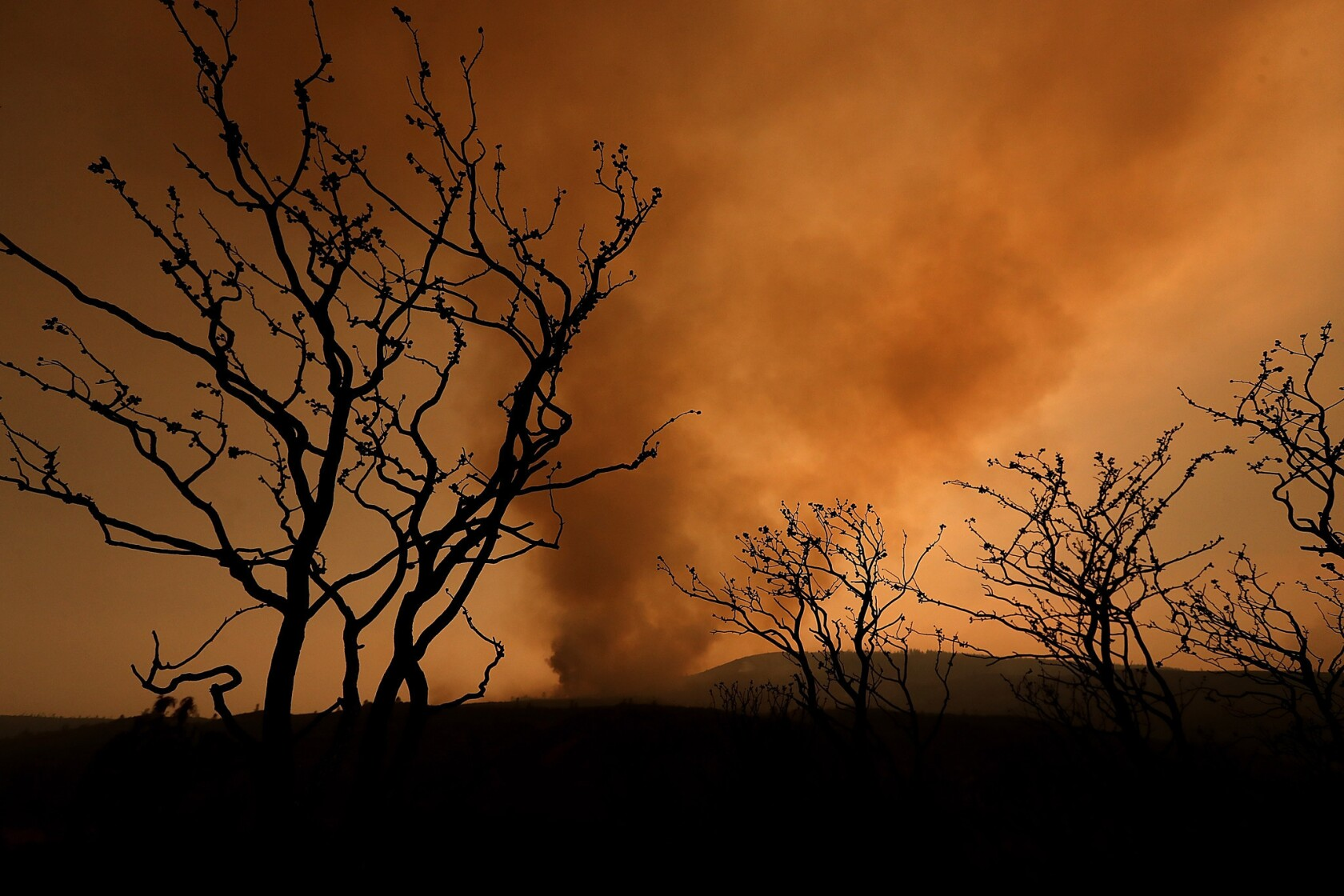 California fires rage and Gov Jerry Brown offers grim view